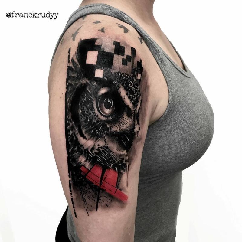 owl tattoos ideas