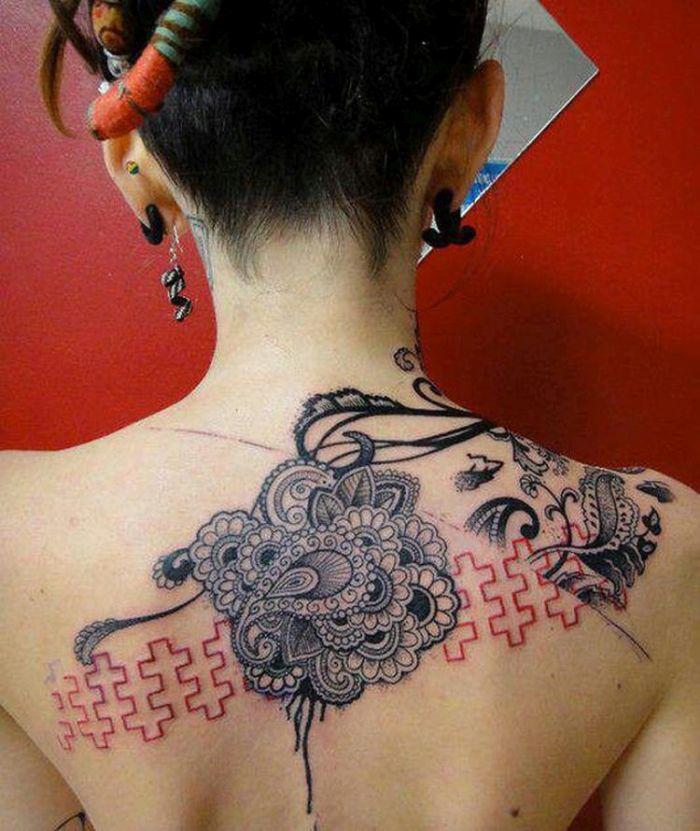 Feminine Tattoo 15