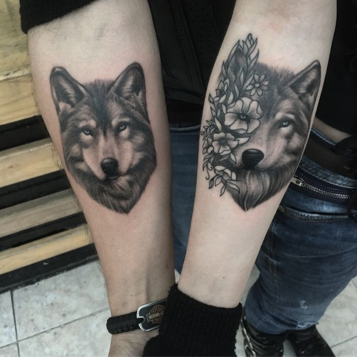 50 Of The Most Beautiful Wolf Tattoo Designs The Internet Has Ever