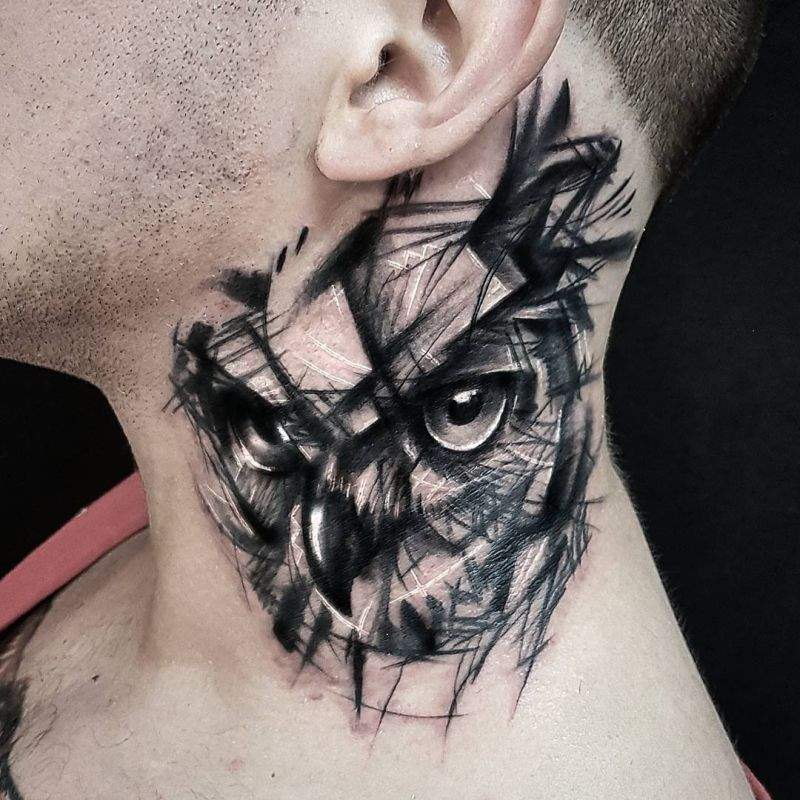 50 of the Most Beautiful Owl Tattoo Designs and Their ...