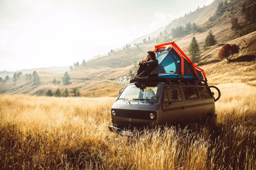 Adventure Car: Adventure Car VW Syncro Converted Into A Home On Wheels