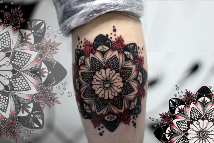 50 of the Most Beautiful Mandala Tattoo Designs for Your Body ...