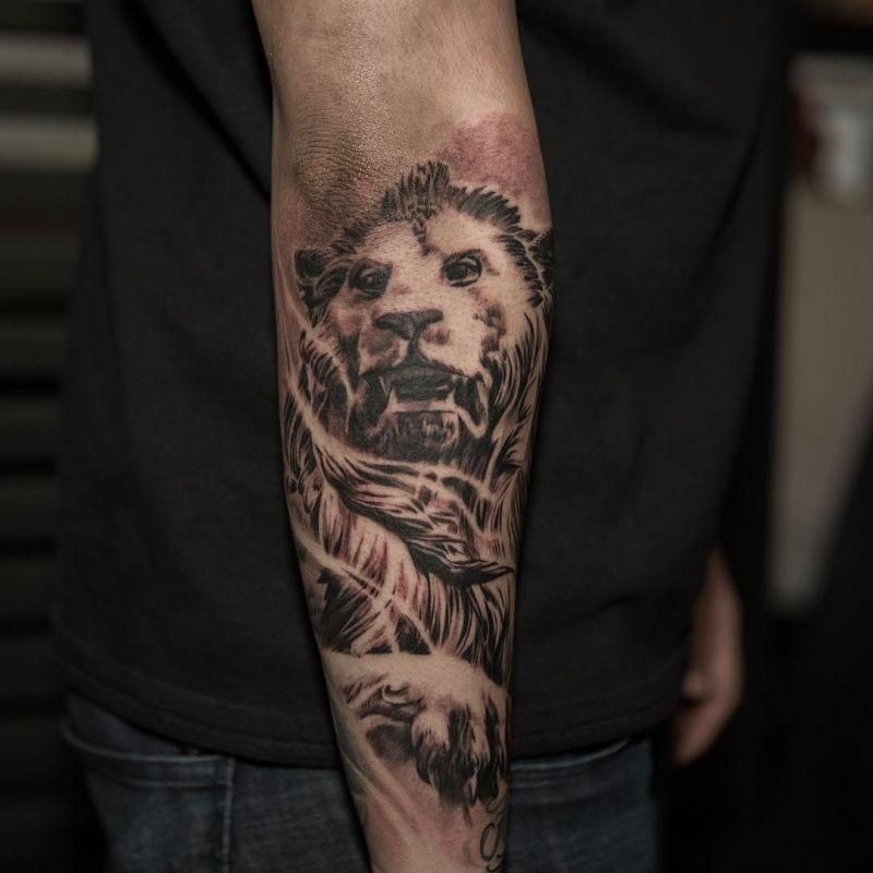 tattoo by Anatole from Bang Bang NYC