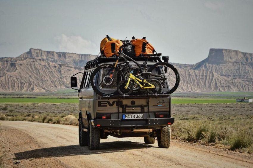 vw off-road camper