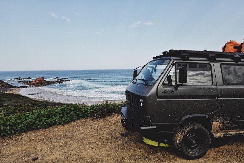 Popular Coromal Pioneer Silhouette 421 Off Road Camper Van