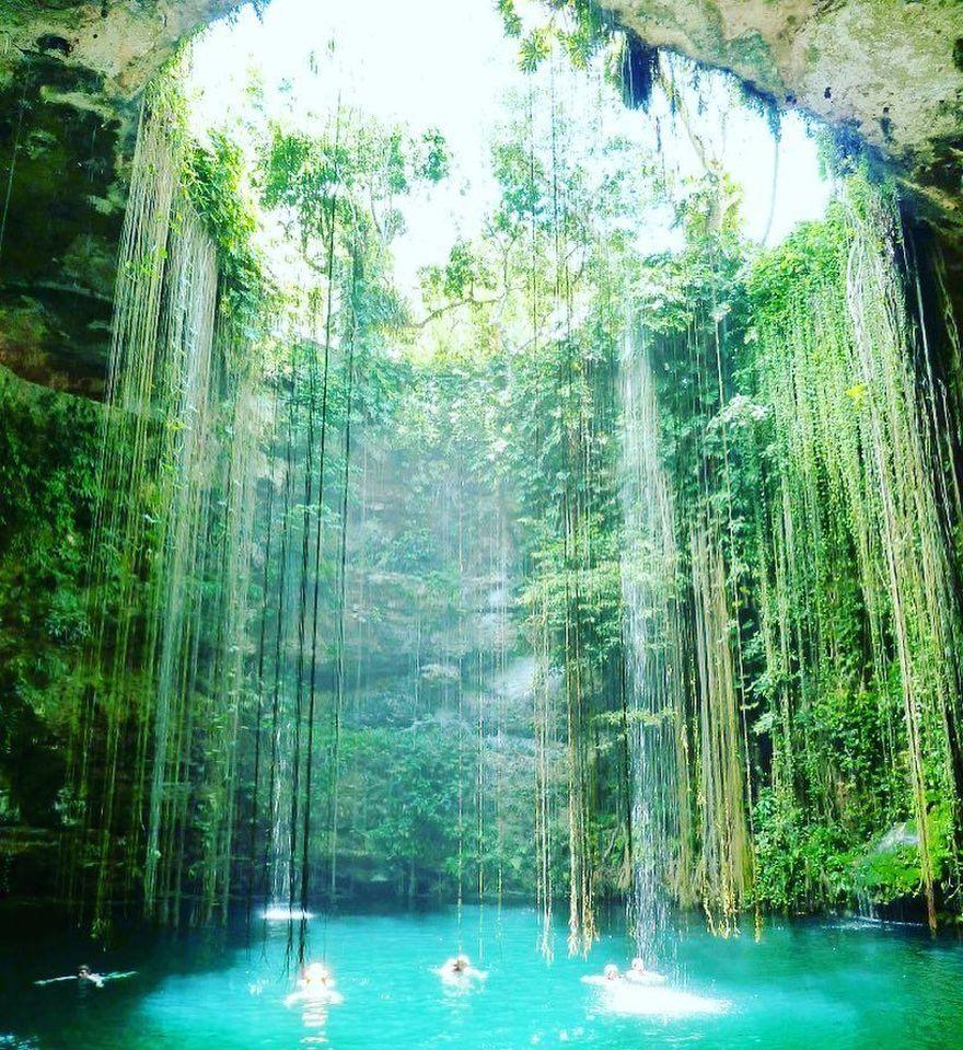 amazing swimming holes