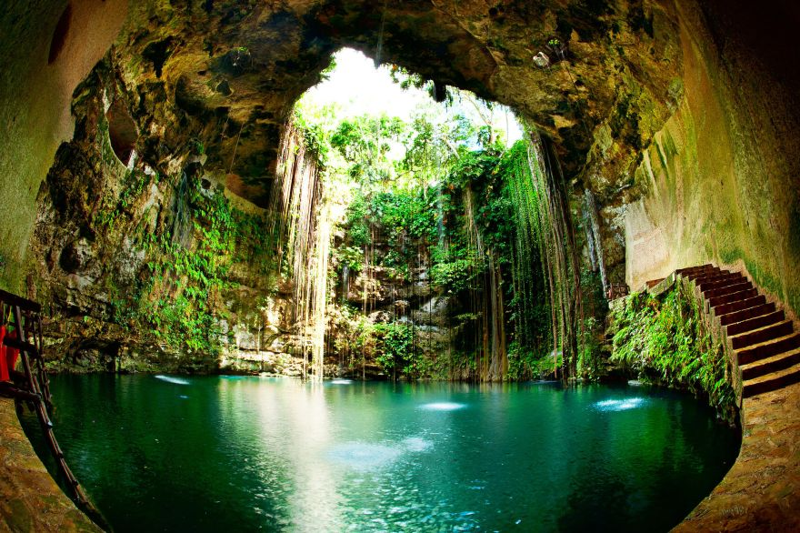 most beautiful swimming holes