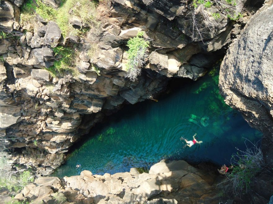 best natural swimming holes