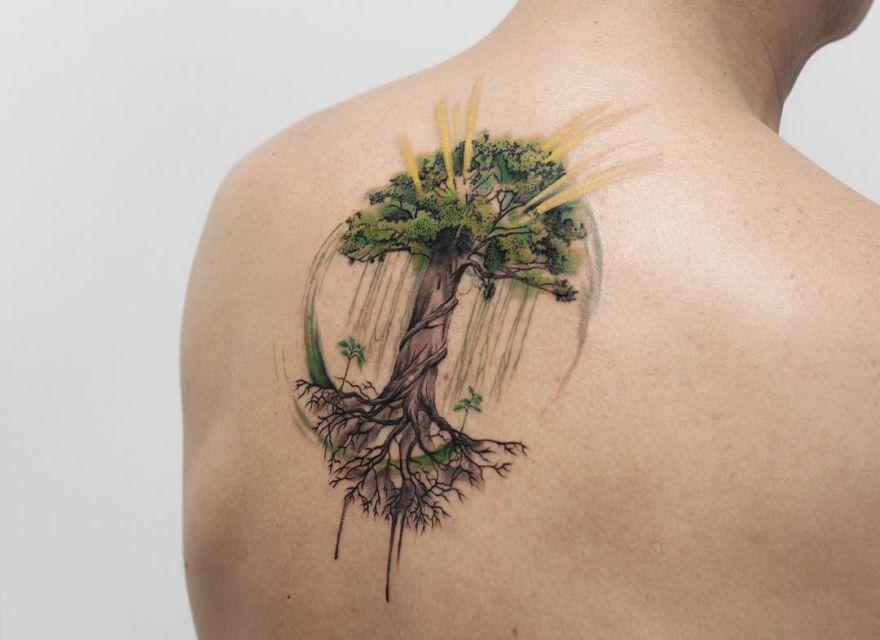 tattoo Deborah Genchi