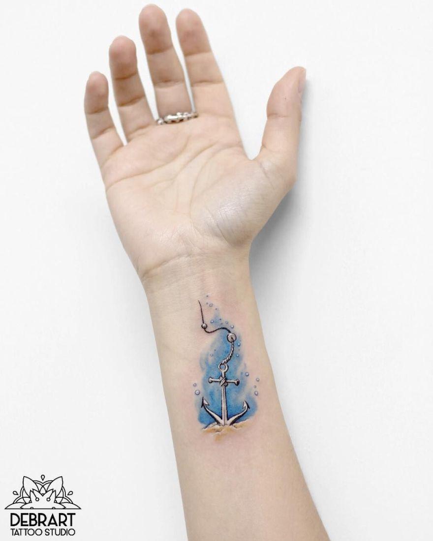 tattoos by Deborah Genchi