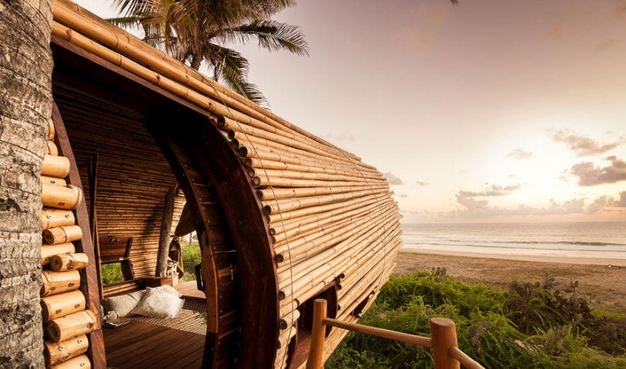 beautiful treehouse hotel