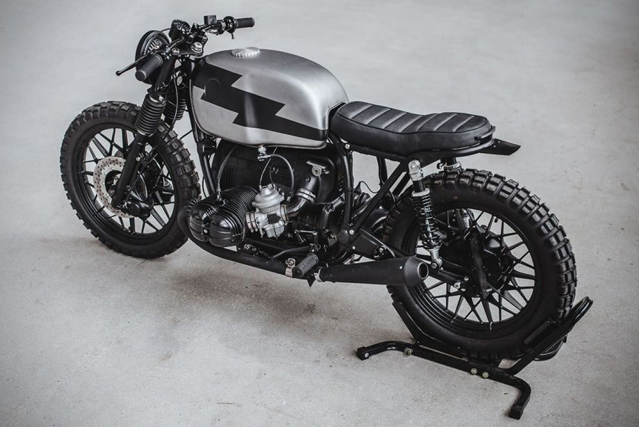 1970 Bmw R100 Custom Cafe Racer By Hookie Co Kickass Things