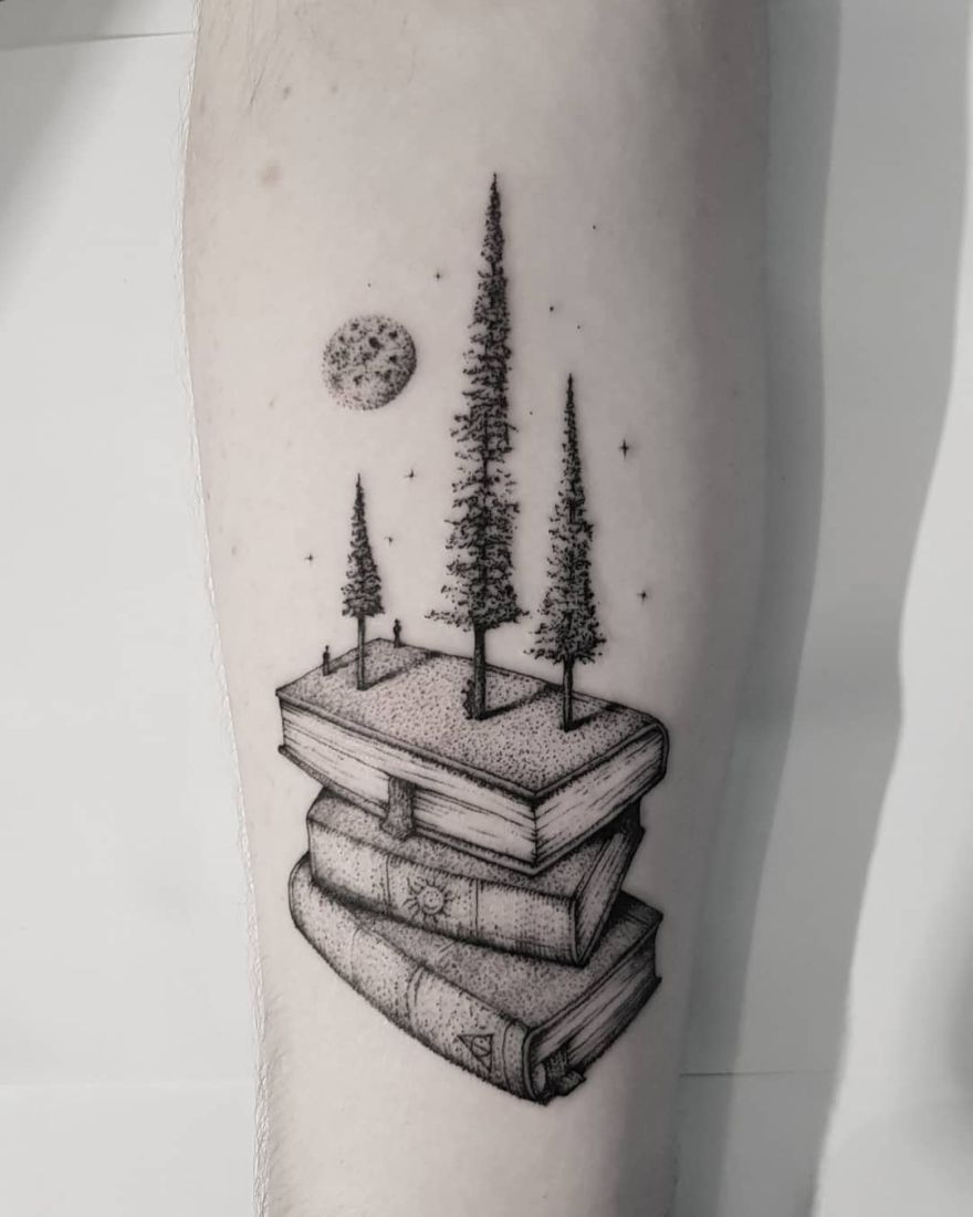 tattoos for literature lovers