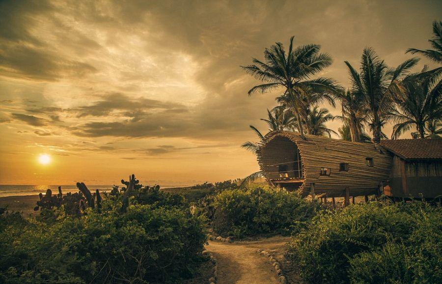 oceanfront yoga retreat