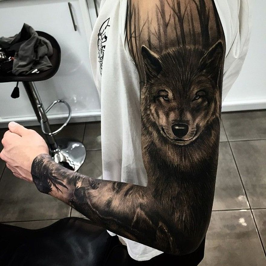 realistic sleeve ideas