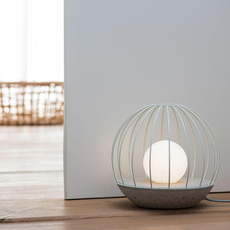 stylish concrete lighting fixtures