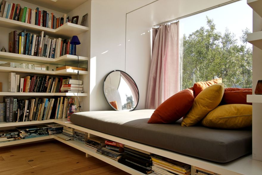the perfect reading nooks