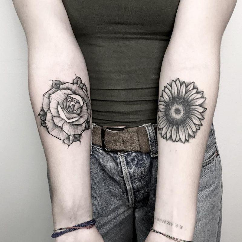 floral tattoo ideas