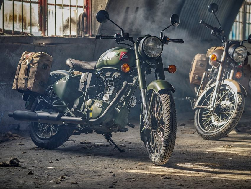 Royal Enfield's