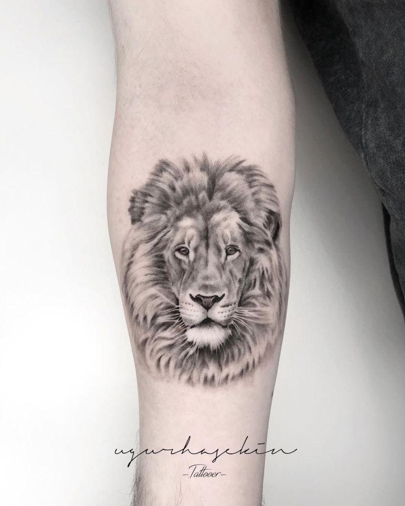 arm ink piece