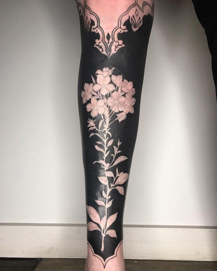 blackout tattoo designs