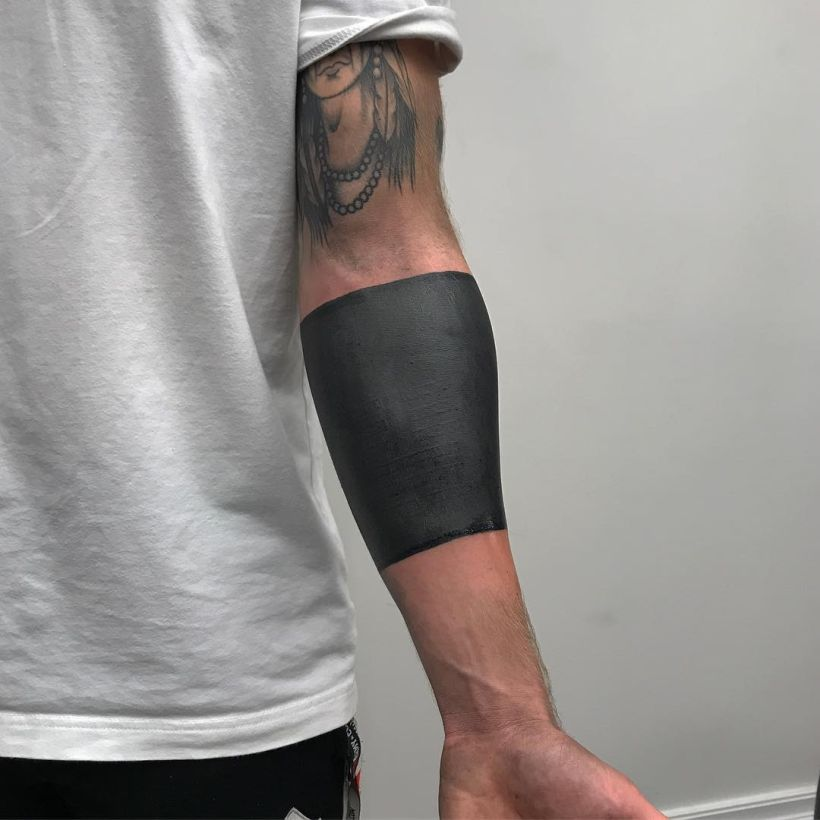 blackout tattoos