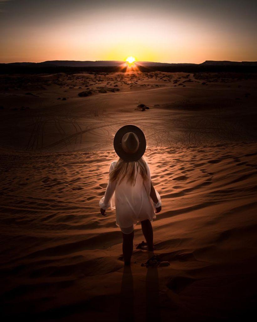 chasing the sun - Alexis Pifou