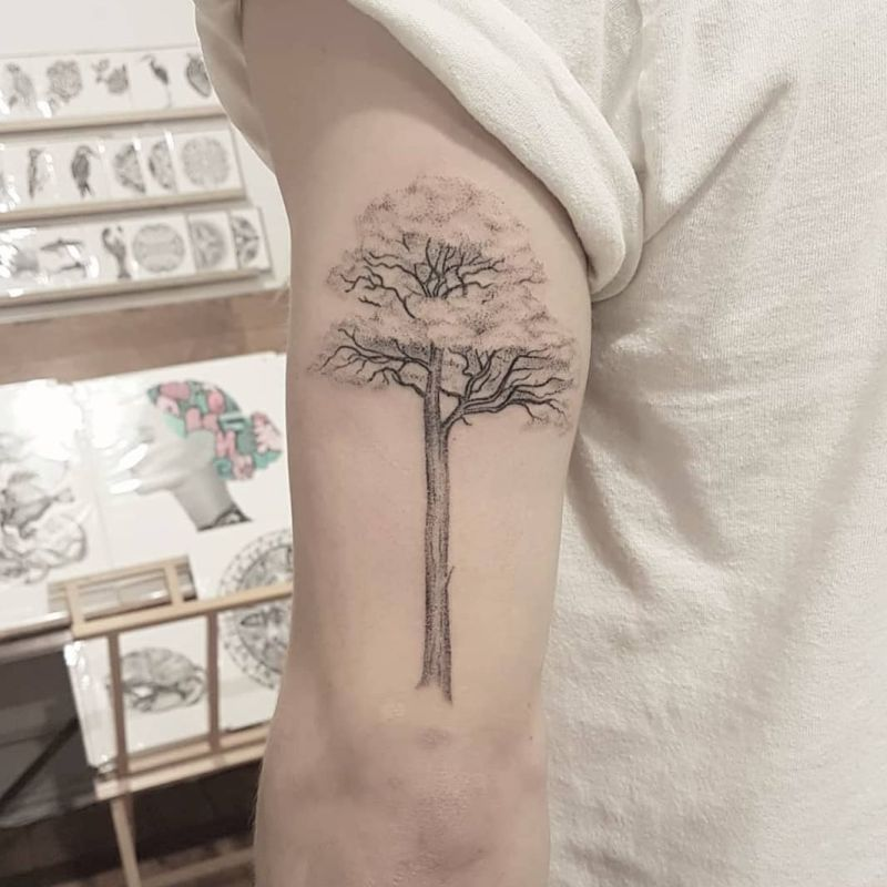 cool tree tattoo ideas