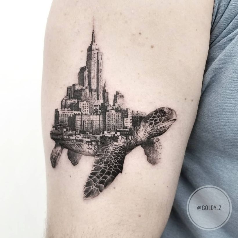 @goldy_z tattoos
