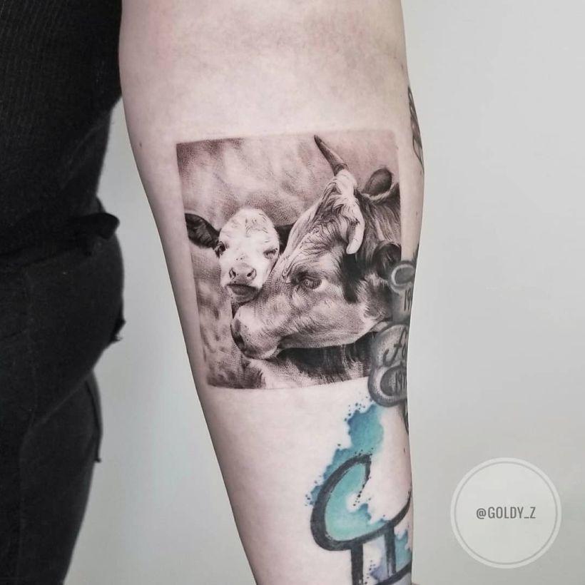 tattoo for vegans