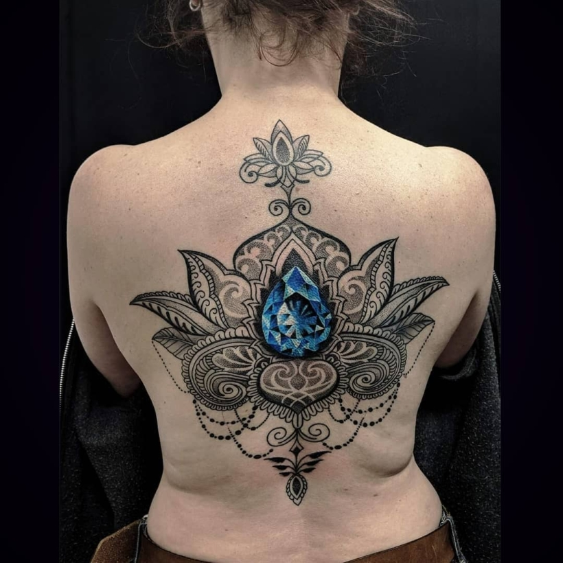 ornamental tattoos