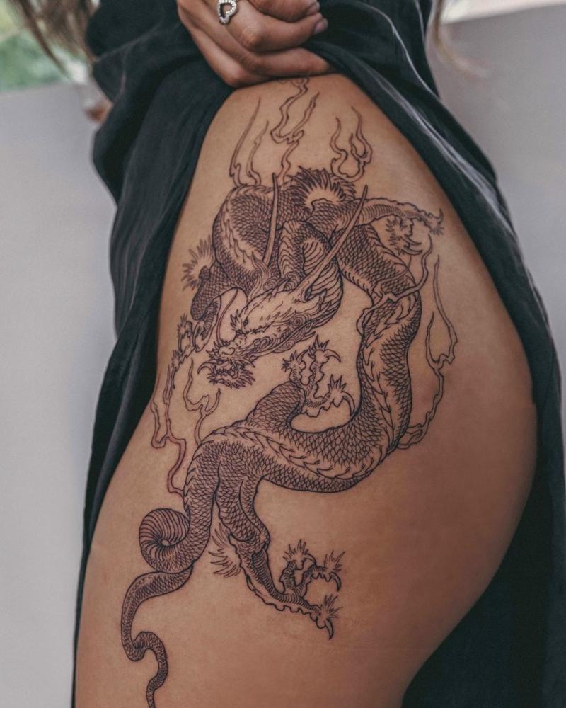 girl tattoos